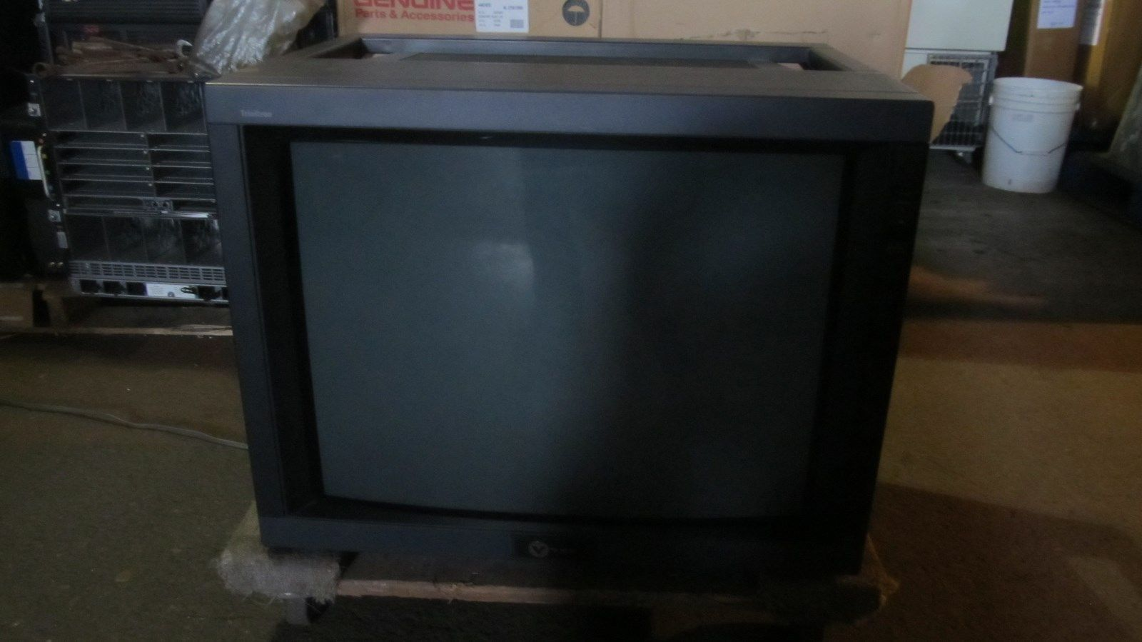 oem sony trinitron color video monitor model no pvm 2950q
